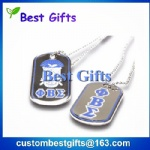 Promotional gifts custom made dog tag