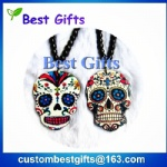 5.8*8.7*0.5cm  high fashion vintage skull pendant
